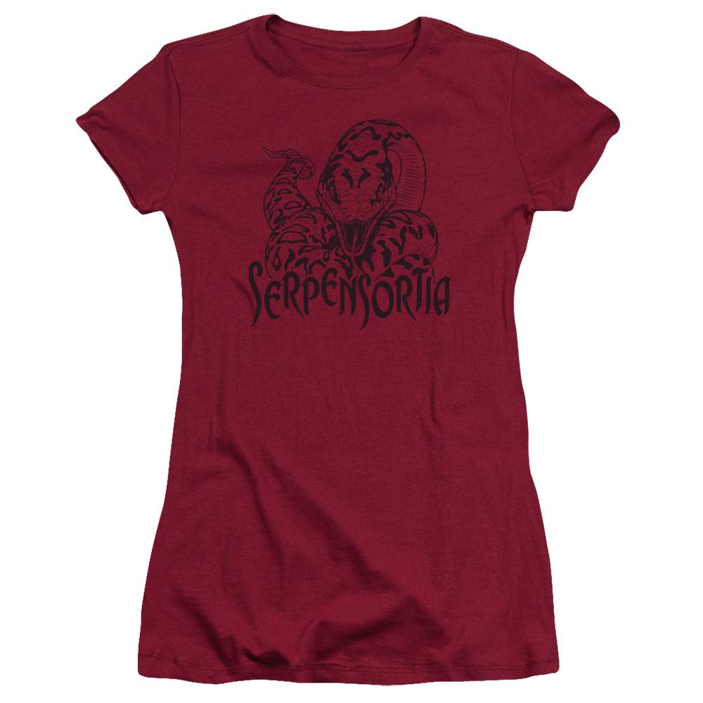 Harry Potter Serpensortia Junior Fit T Shirt
