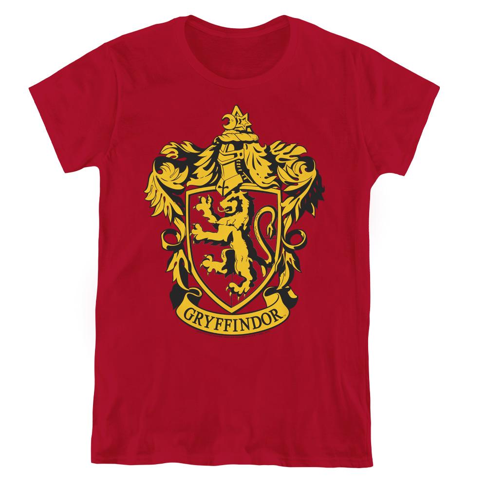 Harry Potter Gryffindor Emblem Women's T-Shirt
