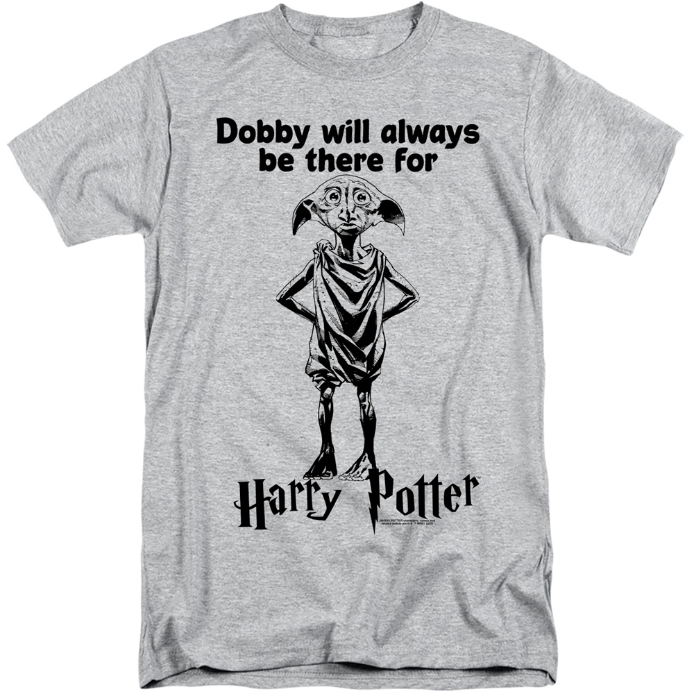 Dobby Will Always Be There For Harry Potter Tall T-Shirt