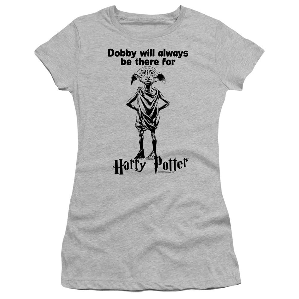 Dobby Will Always Be There For Harry Potter Junior Fit T Shirt