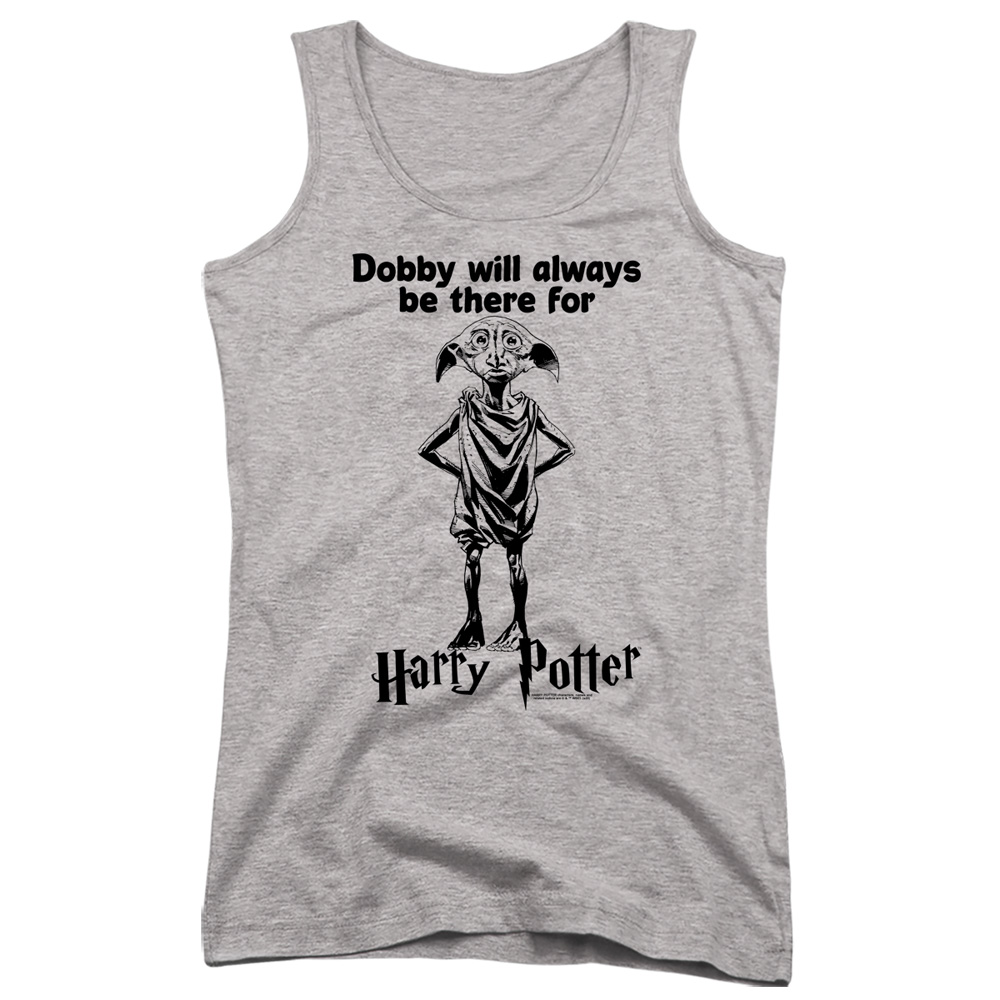 Dobby Will Always Be There For Harry Potter Juniors Tank Top