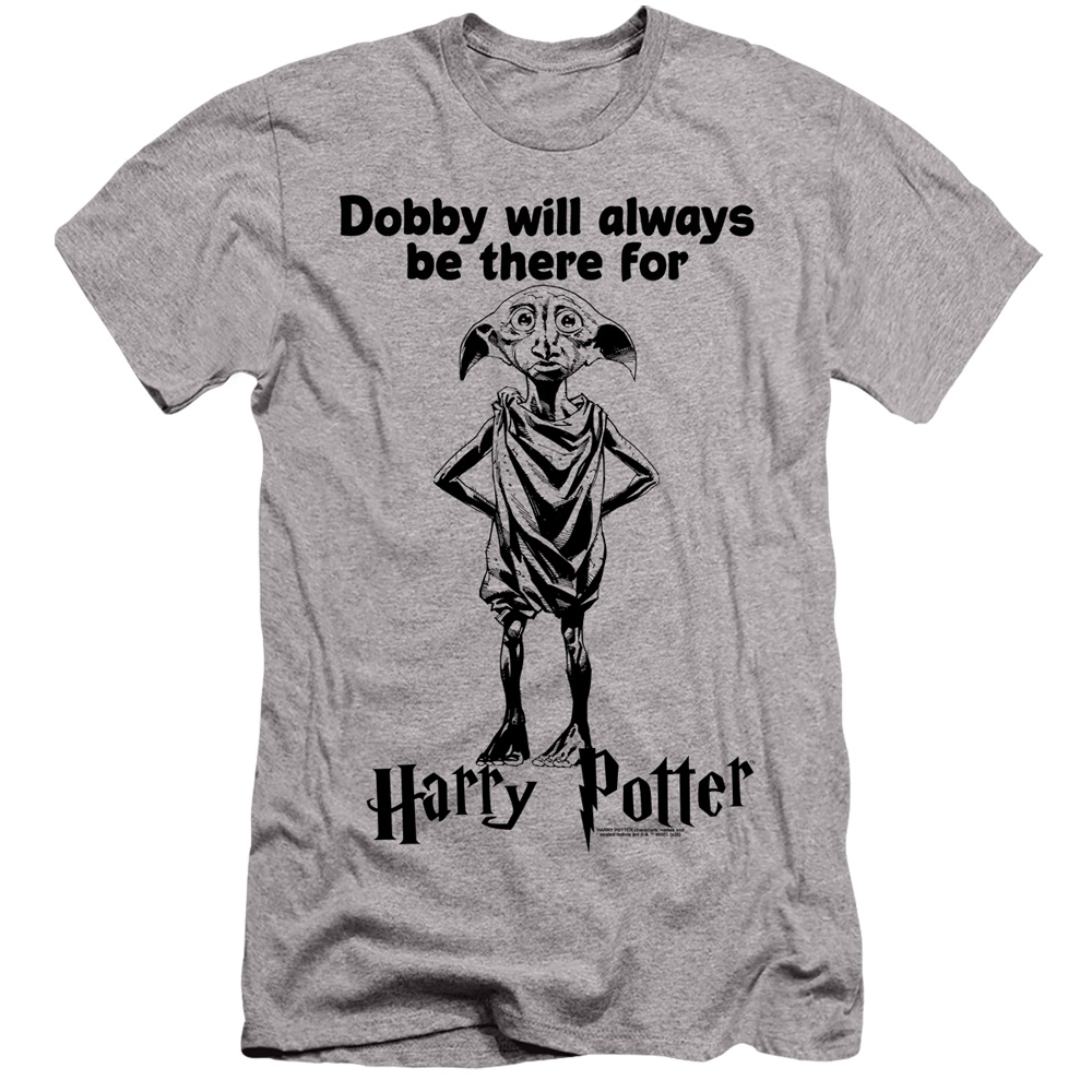 Dobby Will Always Be There For Harry Potter Slim Fit T-Shirt