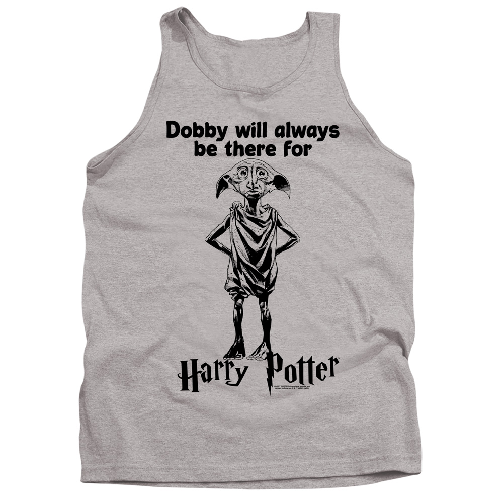Dobby Will Always Be There For Harry Potter Tank Top