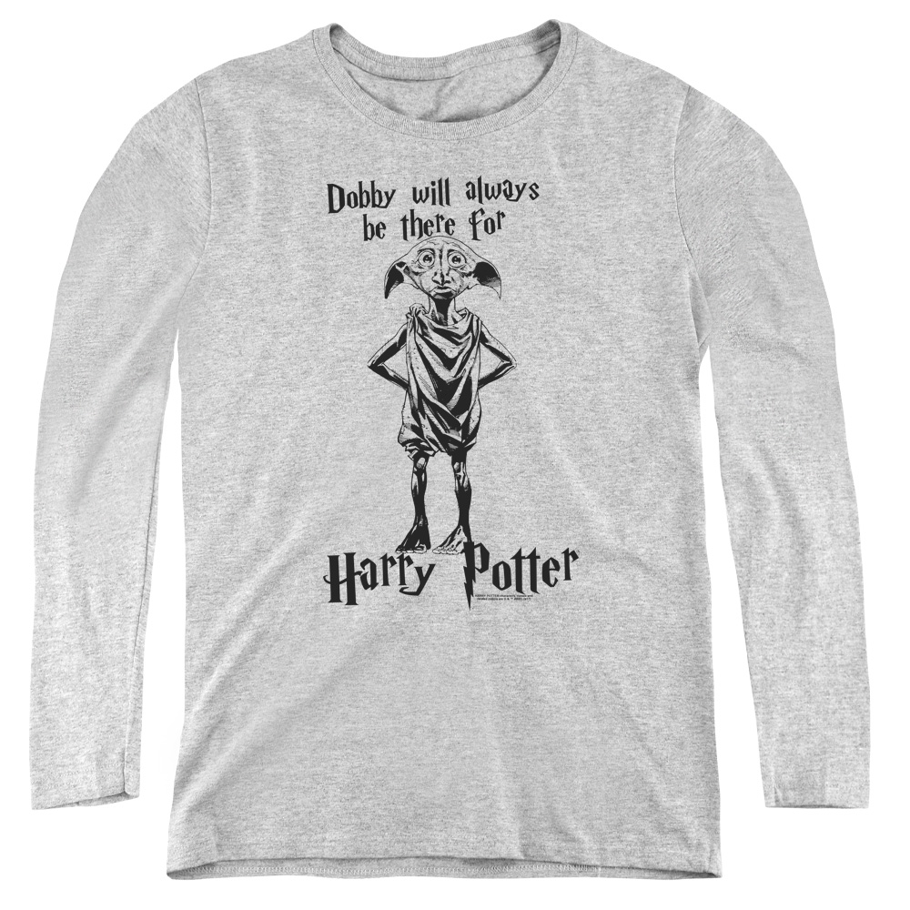 Dobby Will Always Be There For Harry Potter Women's Long Sleeve Shirt
