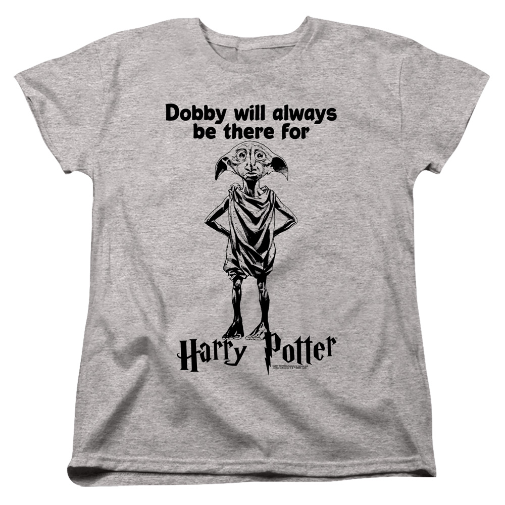Dobby Will Always Be There For Harry Potter Women's T-Shirt
