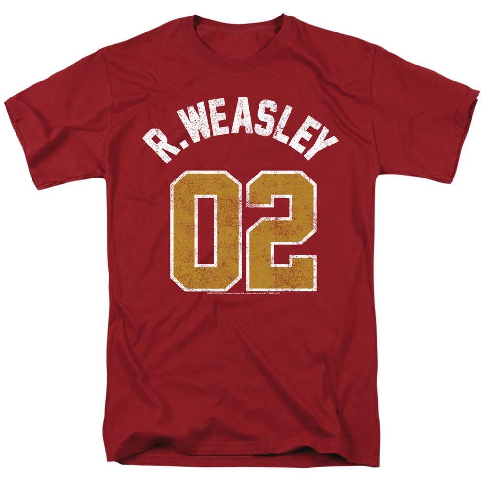 Harry Potter R. Weasley Jersey 02 T-Shirt