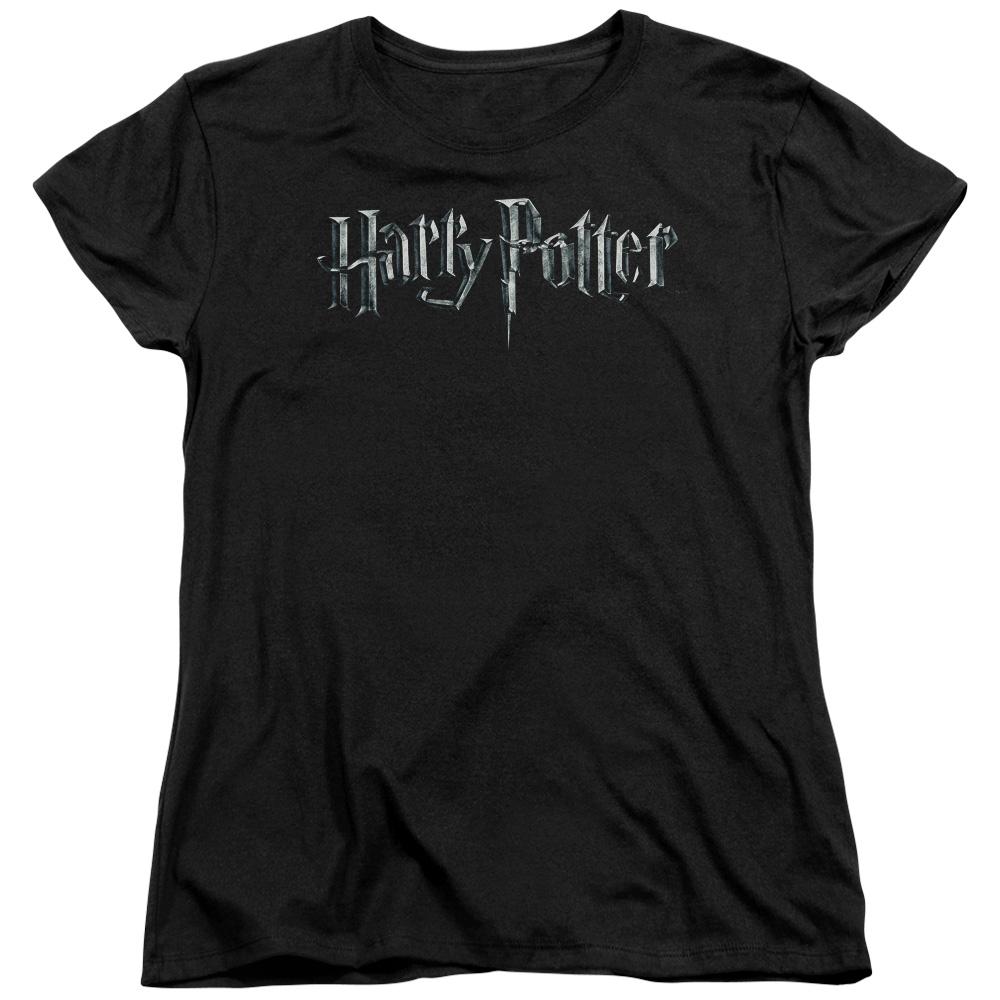 Harry Potter Movie Logo Women's T-Shirt