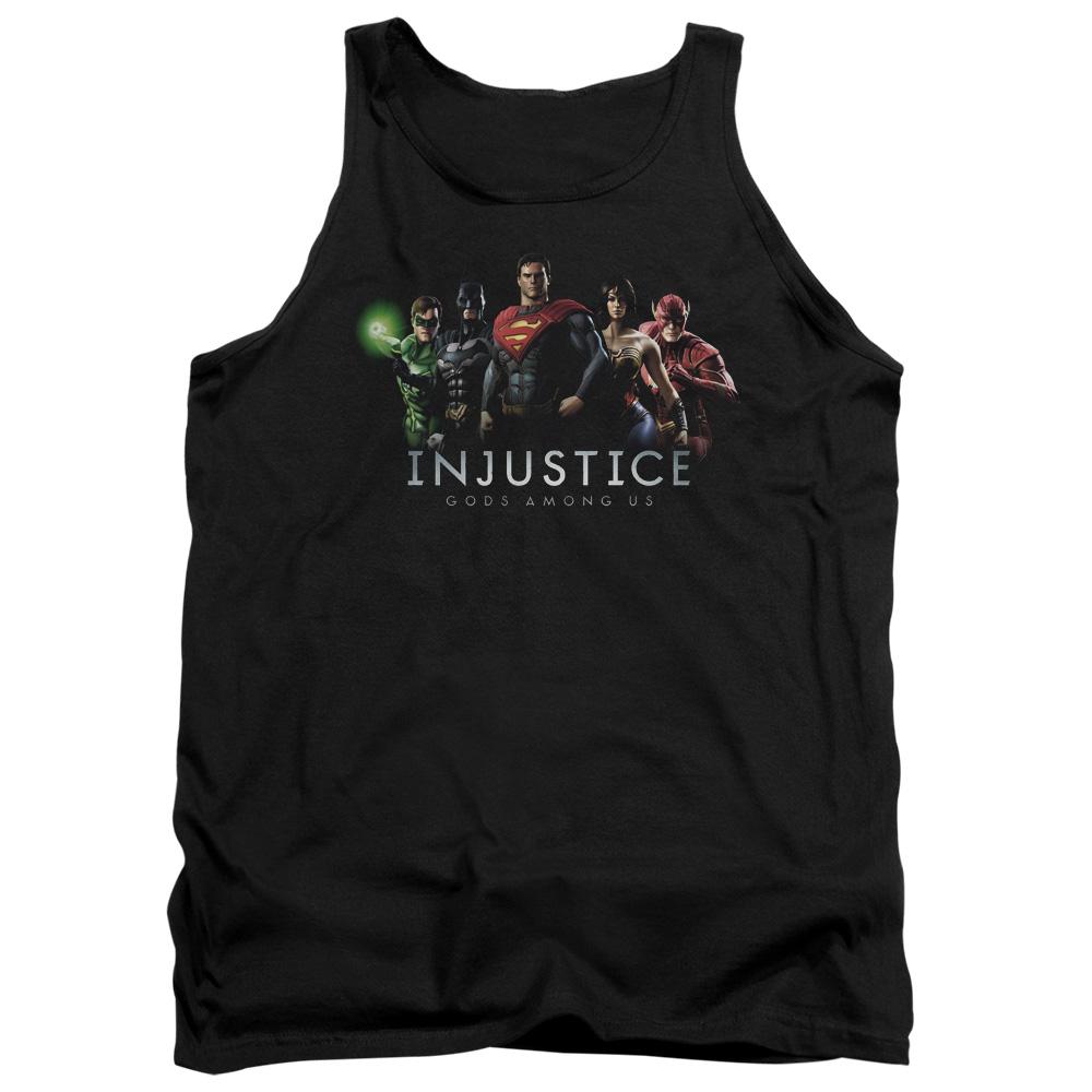 Injustice League Tank Top