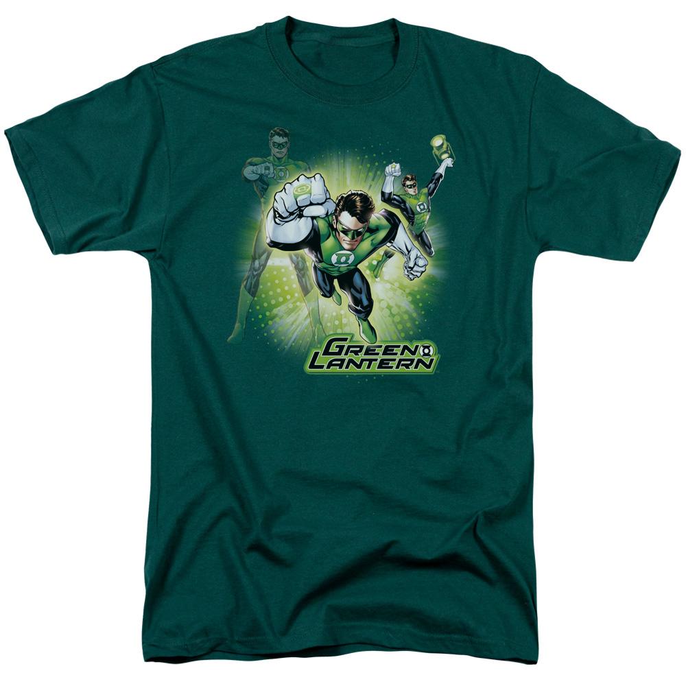 Green Lantern Burst