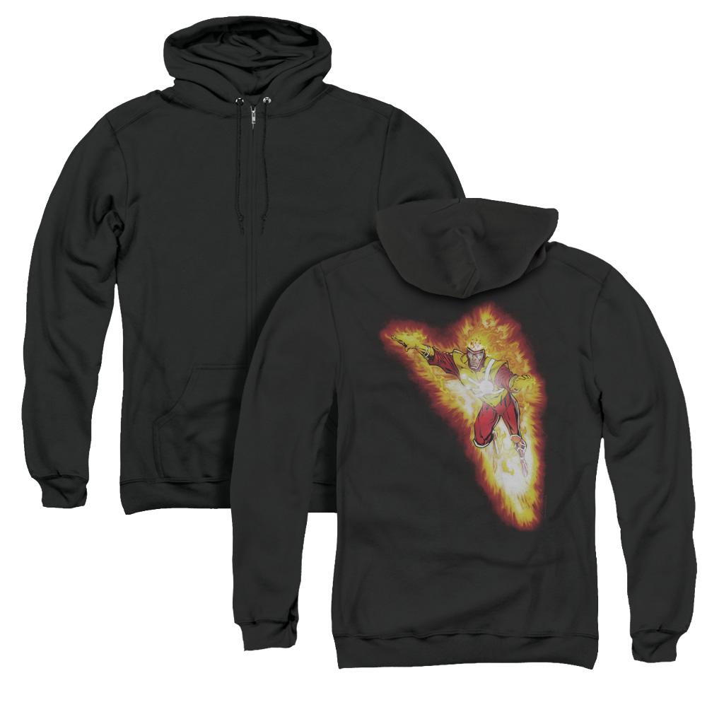 Firestorm Blaze Adult Zip Hoodie