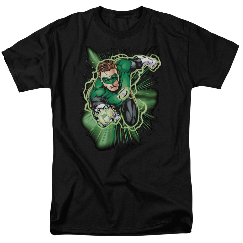Green Lantern Energy T-Shirt