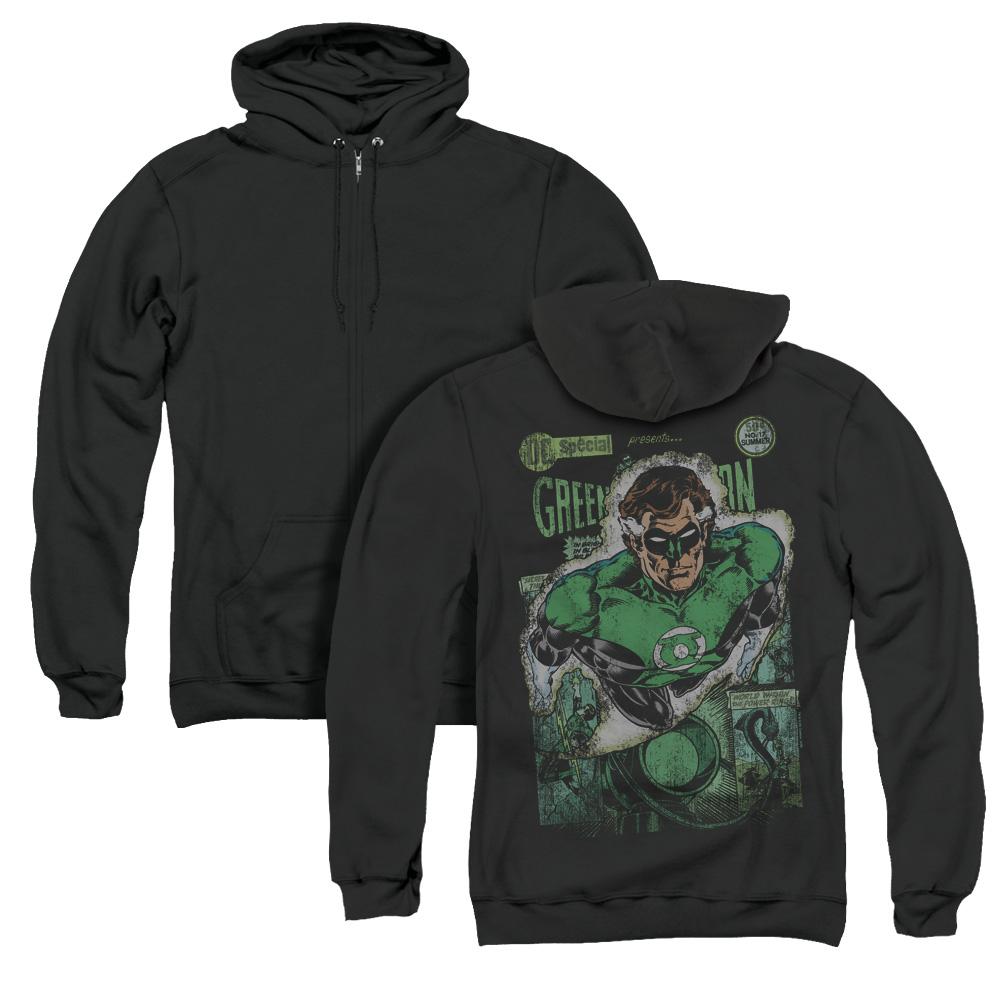 Green Lantern #1 Distress