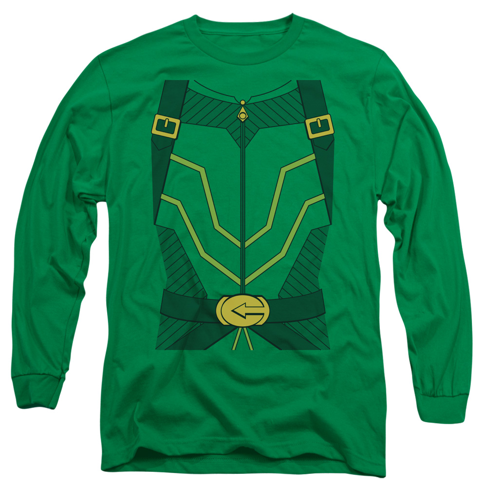 Green Arrow Uniform Long Sleeve Shirt