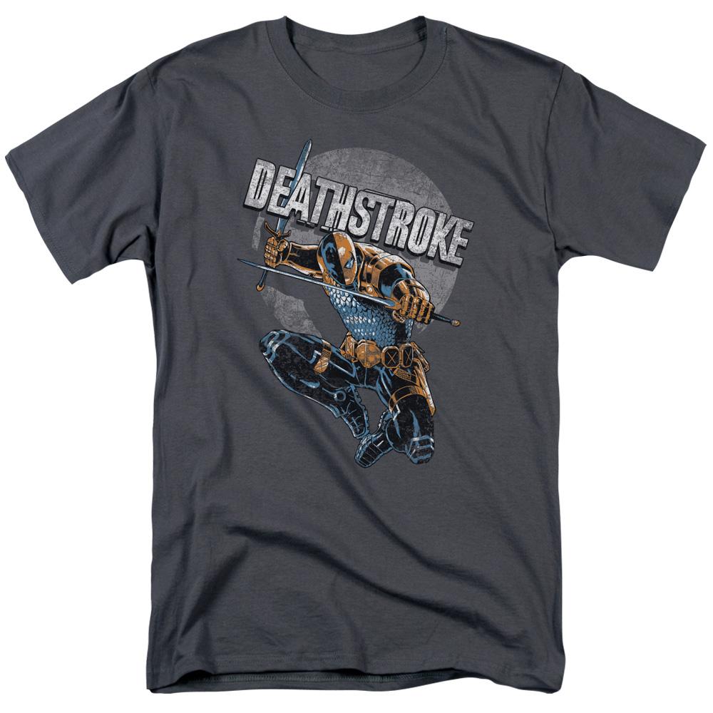 Deathstroke Retro