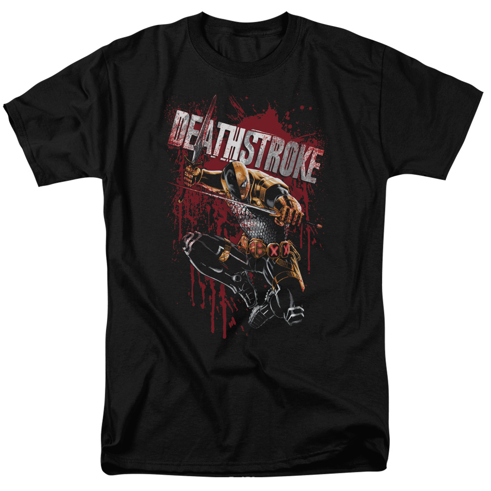 Deathstroke Blood Splattered T-Shirt
