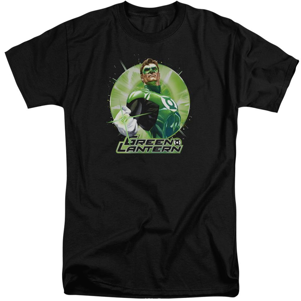 Green Lantern Green Static