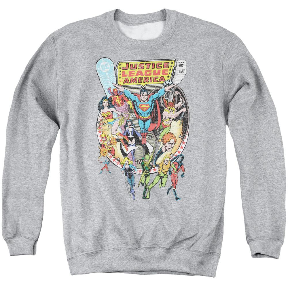 Justice League Team Up Sweatshirt