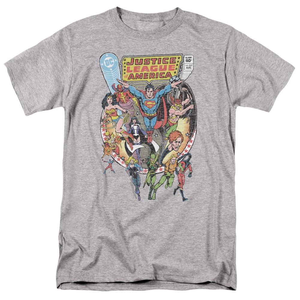 Justice League Team Up T-Shirt