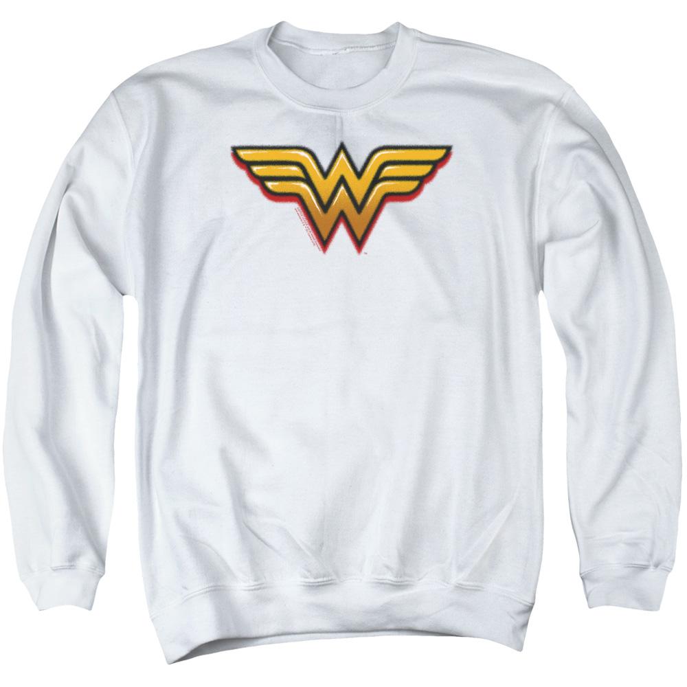 Wonder Woman Airbrush WW Sweatshirt