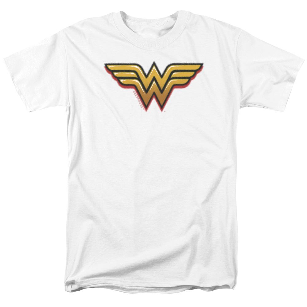 Wonder Woman Airbrush WW T-Shirt