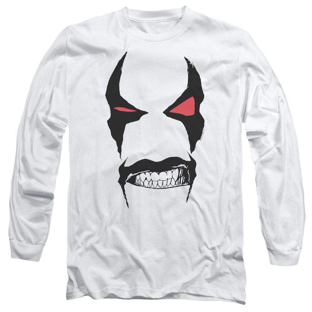 JLA Lobo Face Long Sleeve Shirt