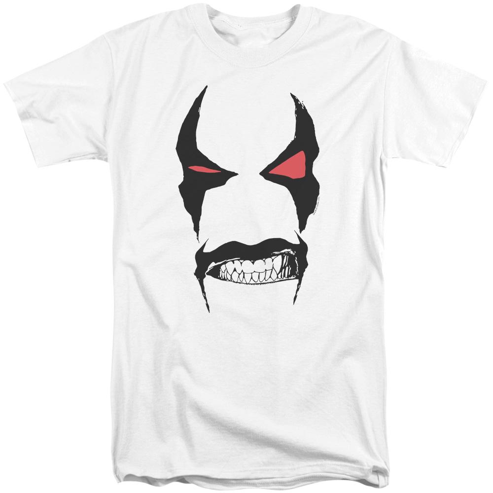 JLA Lobo Face Tall T-Shirt