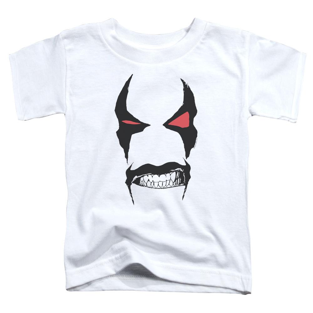 JLA Lobo Face Toddler T-Shirt