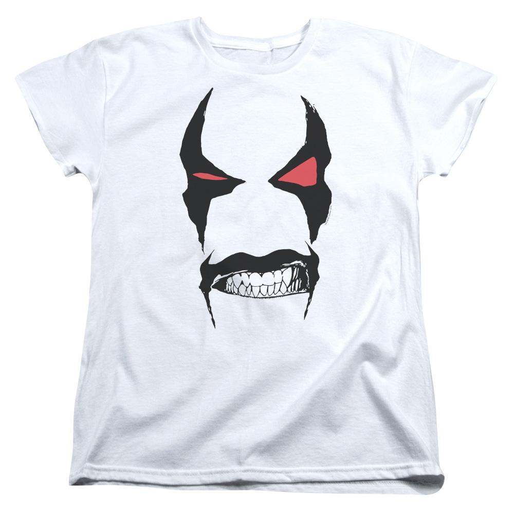 JLA Lobo Face Women's T-Shirt