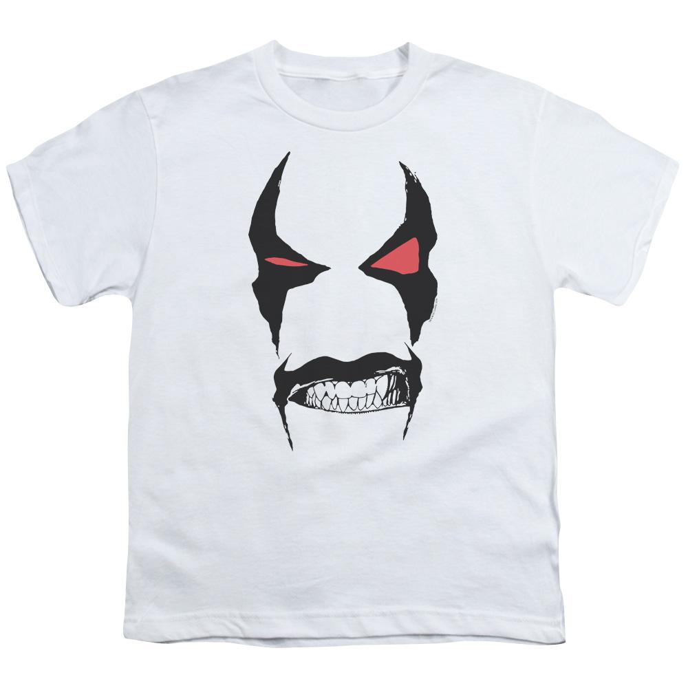 JLA Lobo Face Kids T-Shirt
