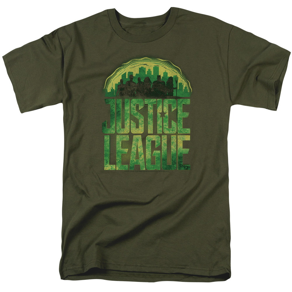 Kryptonite Justice League Movie T-Shirt