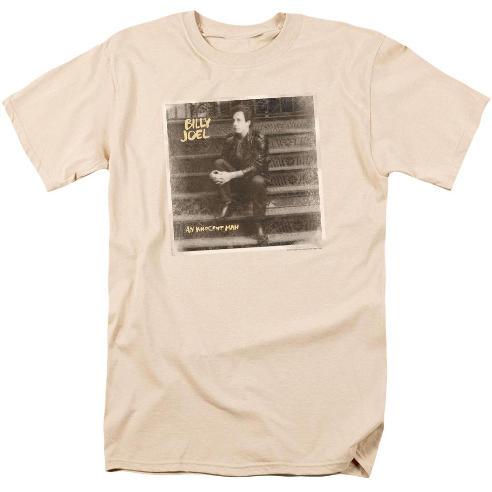 Billy Joel An Innocent Man T-Shirt