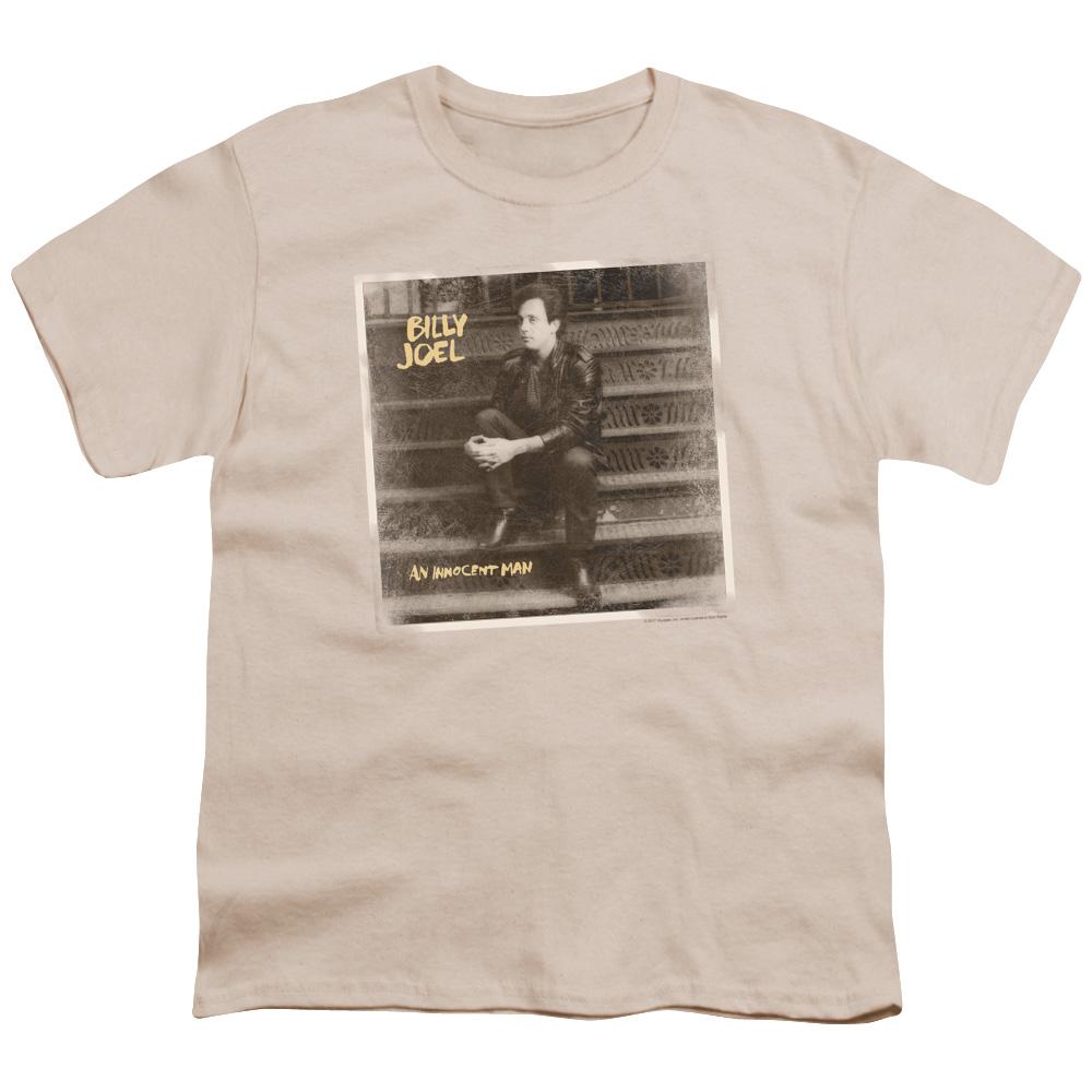 Billy Joel An Innocent Man Kids T-Shirt