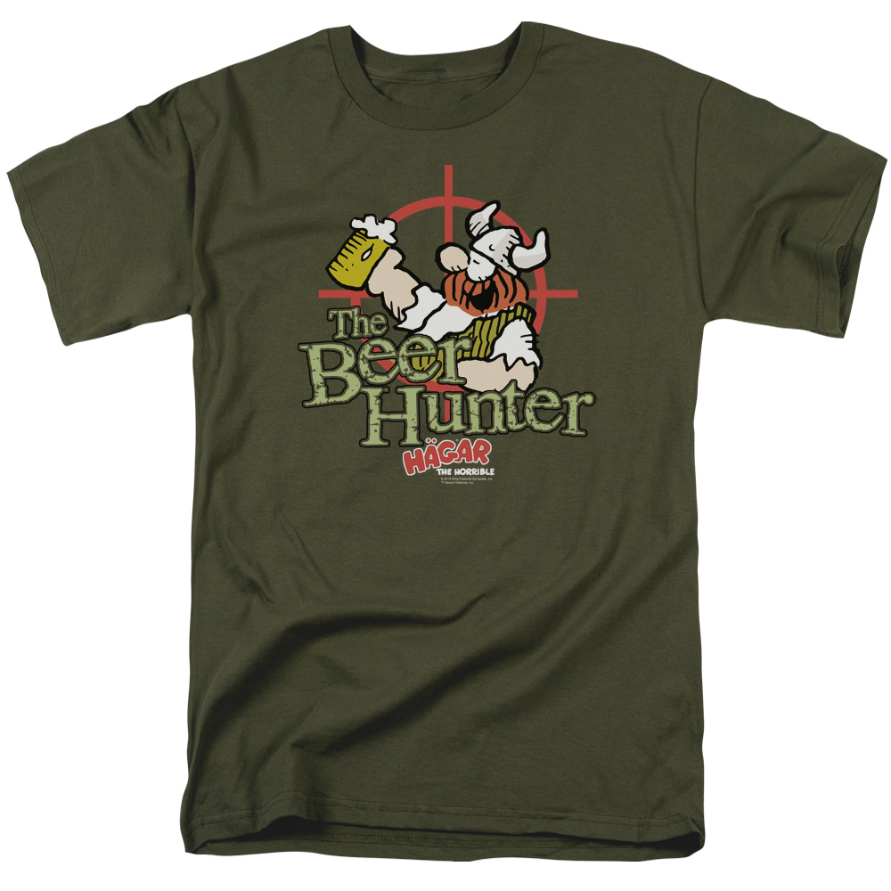Hagar Beer Hunter T-Shirt