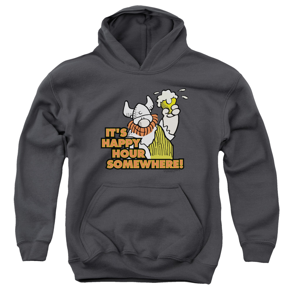 Hagar Happy Hour Kids Hoodie