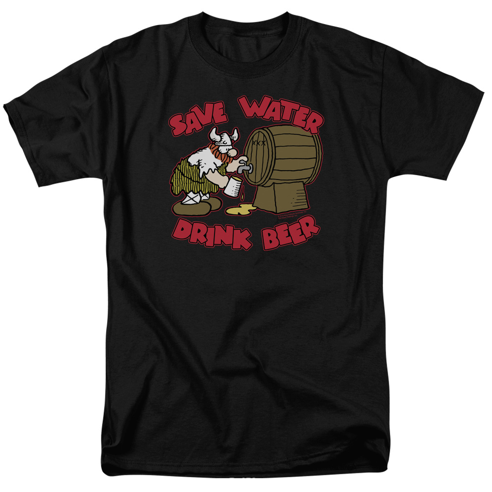 Hagar Save Water Drink Beer T-Shirt