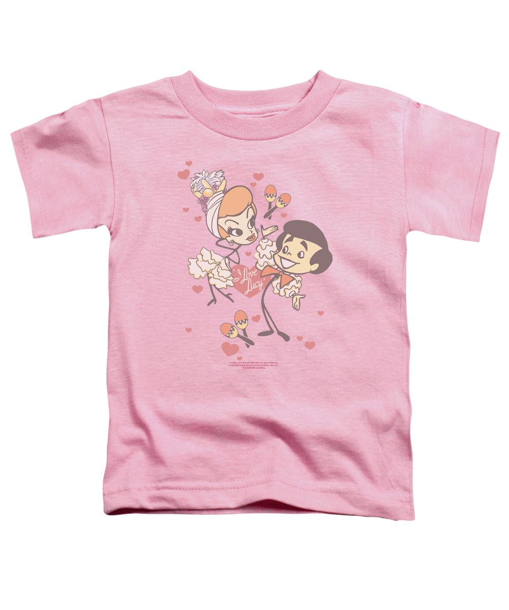 I Love Lucy Rumba Dance1 Toddler T-Shirt
