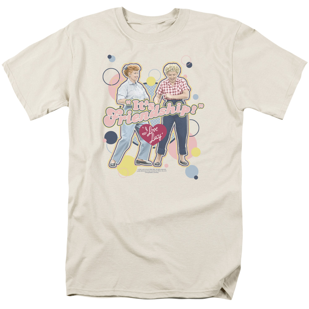 I Love Lucy It's Friendship T-Shirt