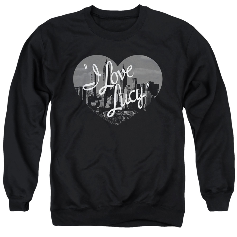 Nostalgic City I Love Lucy Sweater