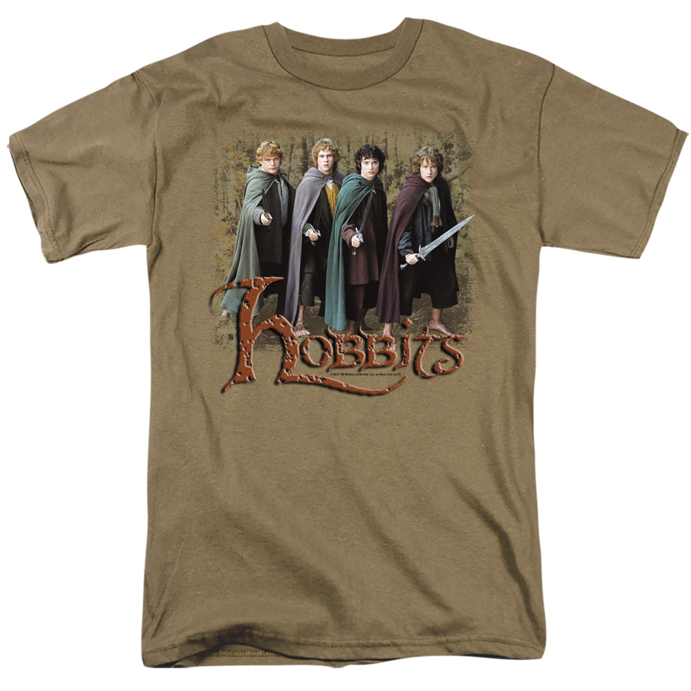 The Hobbits Lord Of The Rings T-Shirt