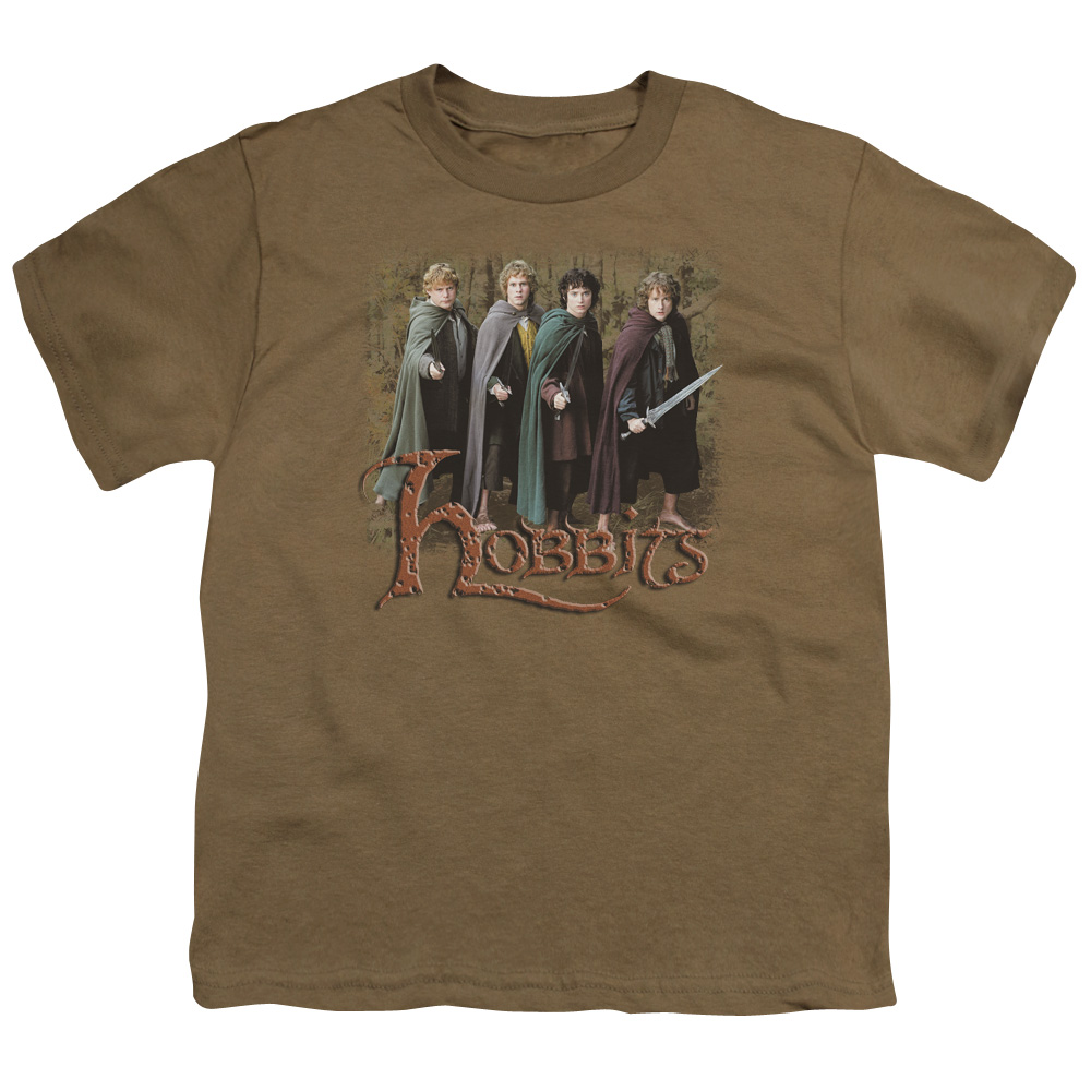 The Hobbits Lord Of The Rings Kids T-Shirt