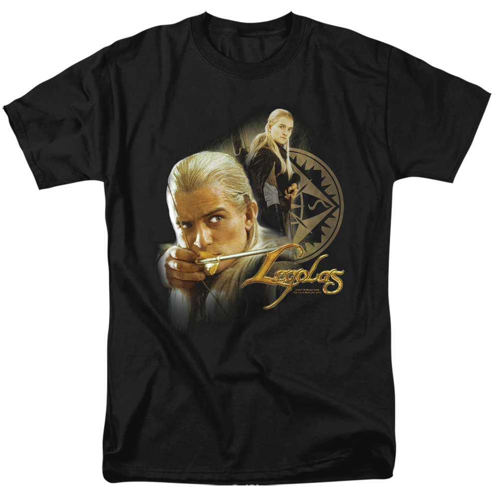 Legolas Lord Of The Rings T-Shirt