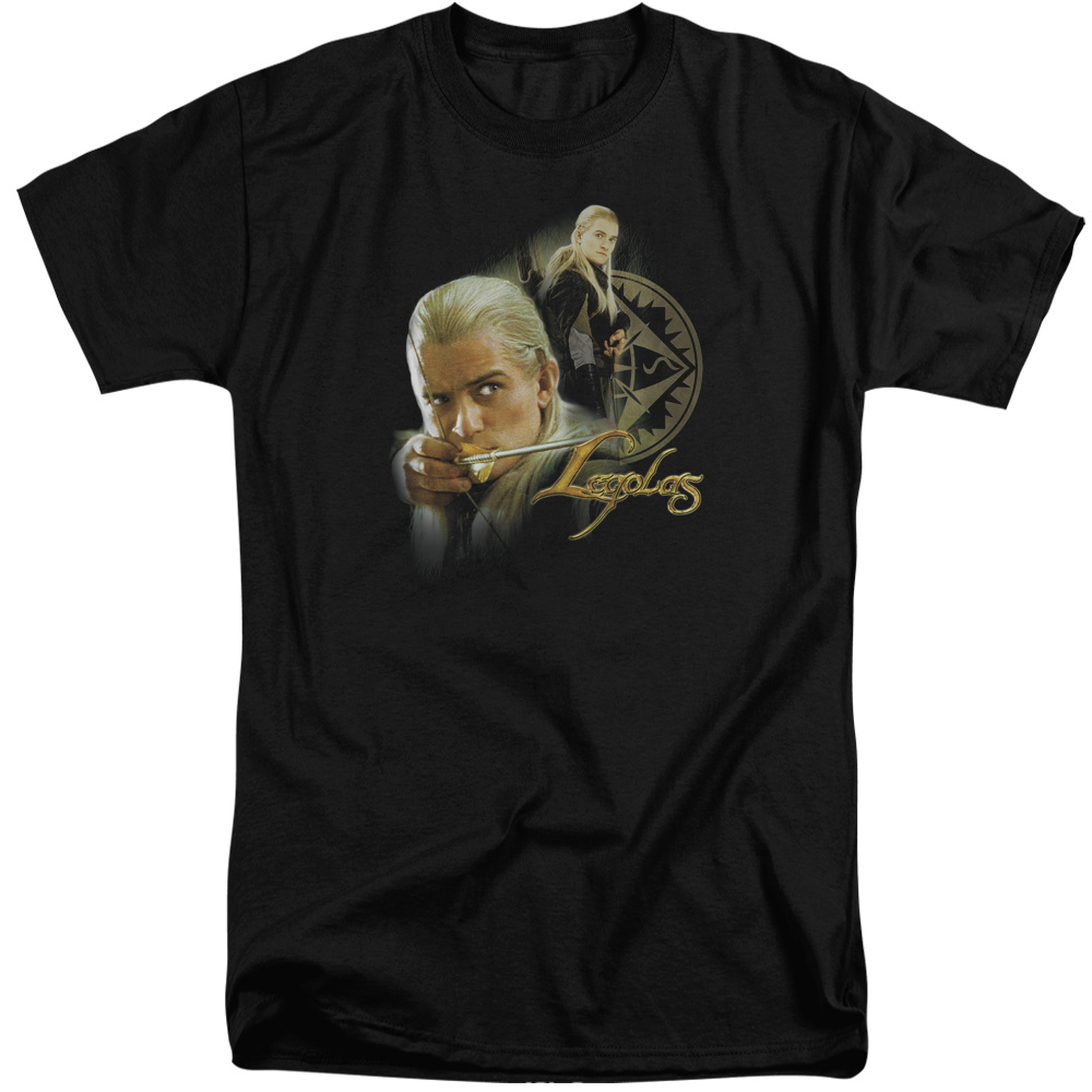 Legolas Lord Of The Rings Tall T-Shirt