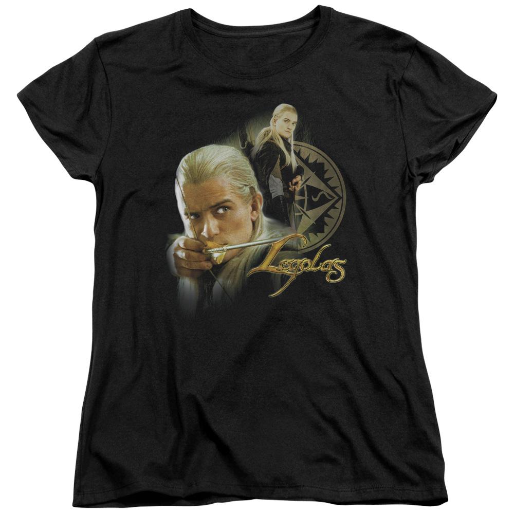Legolas Lord Of The Rings Women's T-Shirt