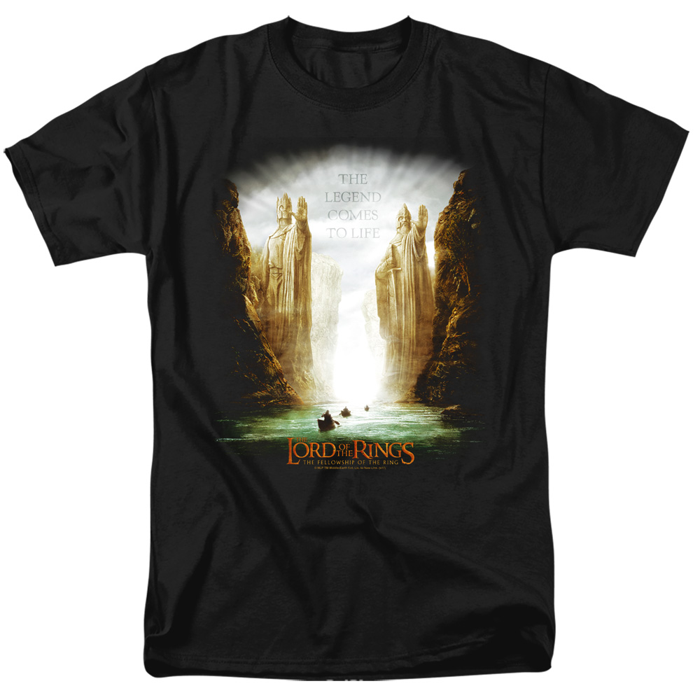 Kings Of Old Lord Of The Rings T-Shirt