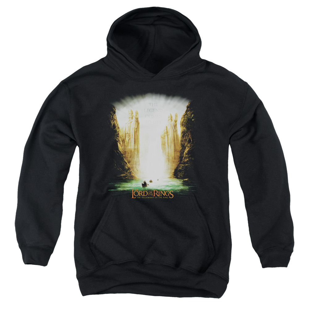 Kings Of Old Lord Of The Rings Kids Hoodie