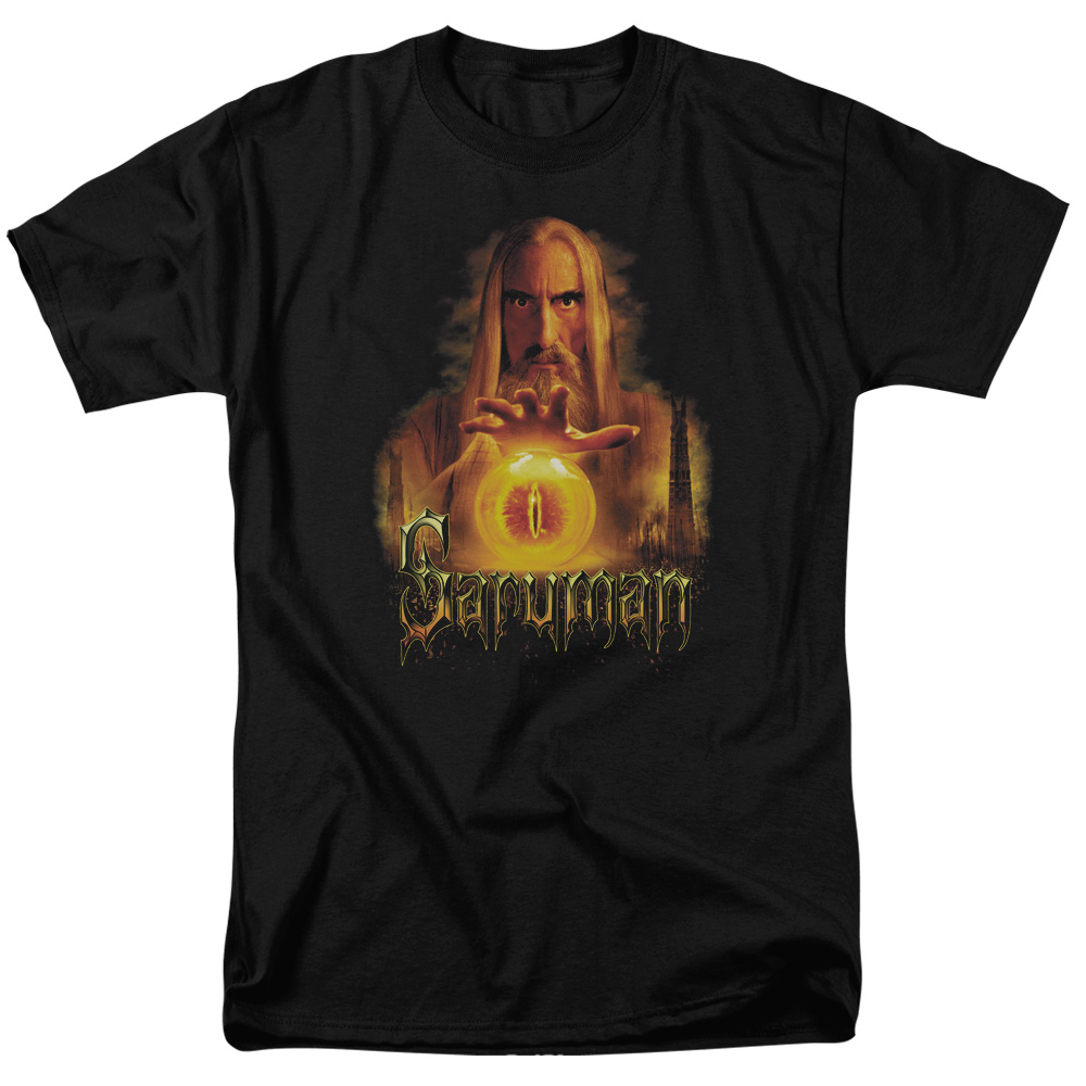 Sarumon Lord Of The Rings T-Shirt