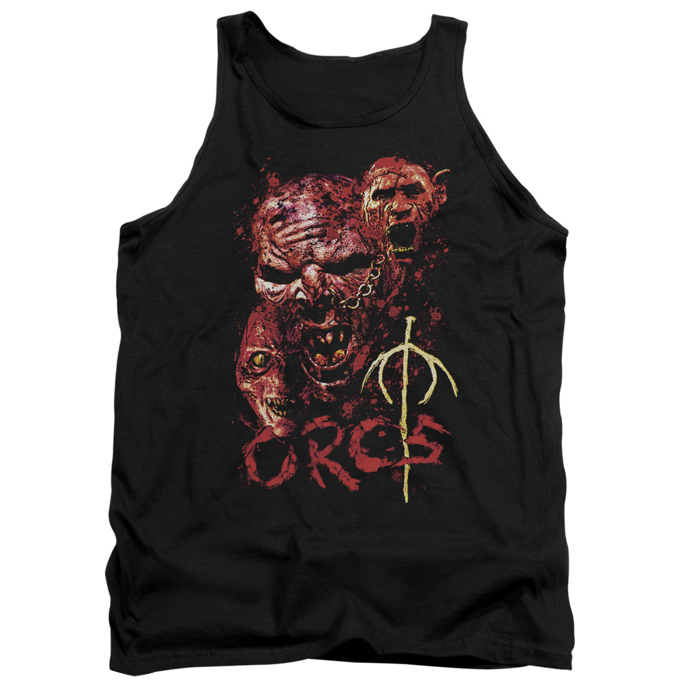 Orcs Lord Of The Rings Tank Top