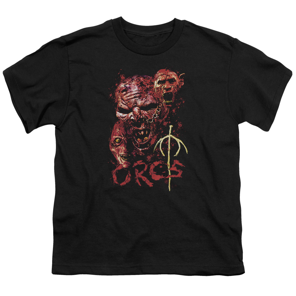 Orcs Lord Of The Rings Kids T-Shirt
