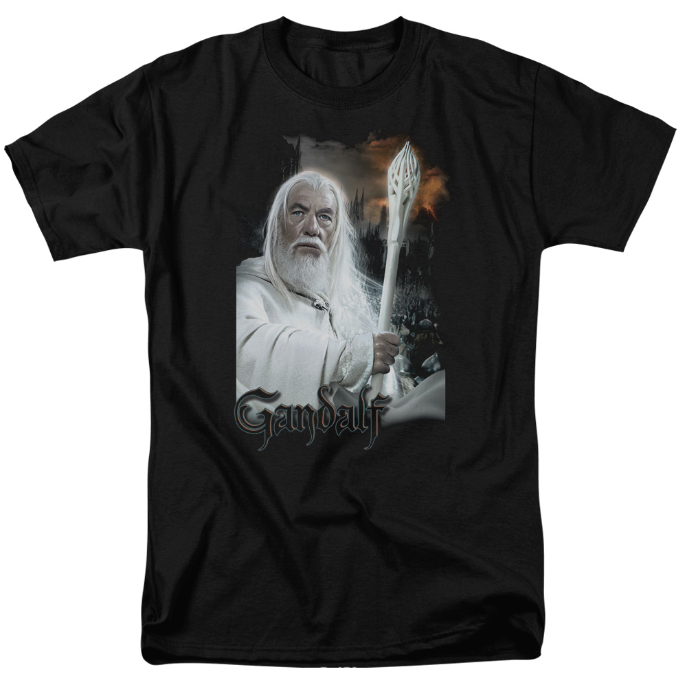 Gandalf Lord Of The Rings T-Shirt