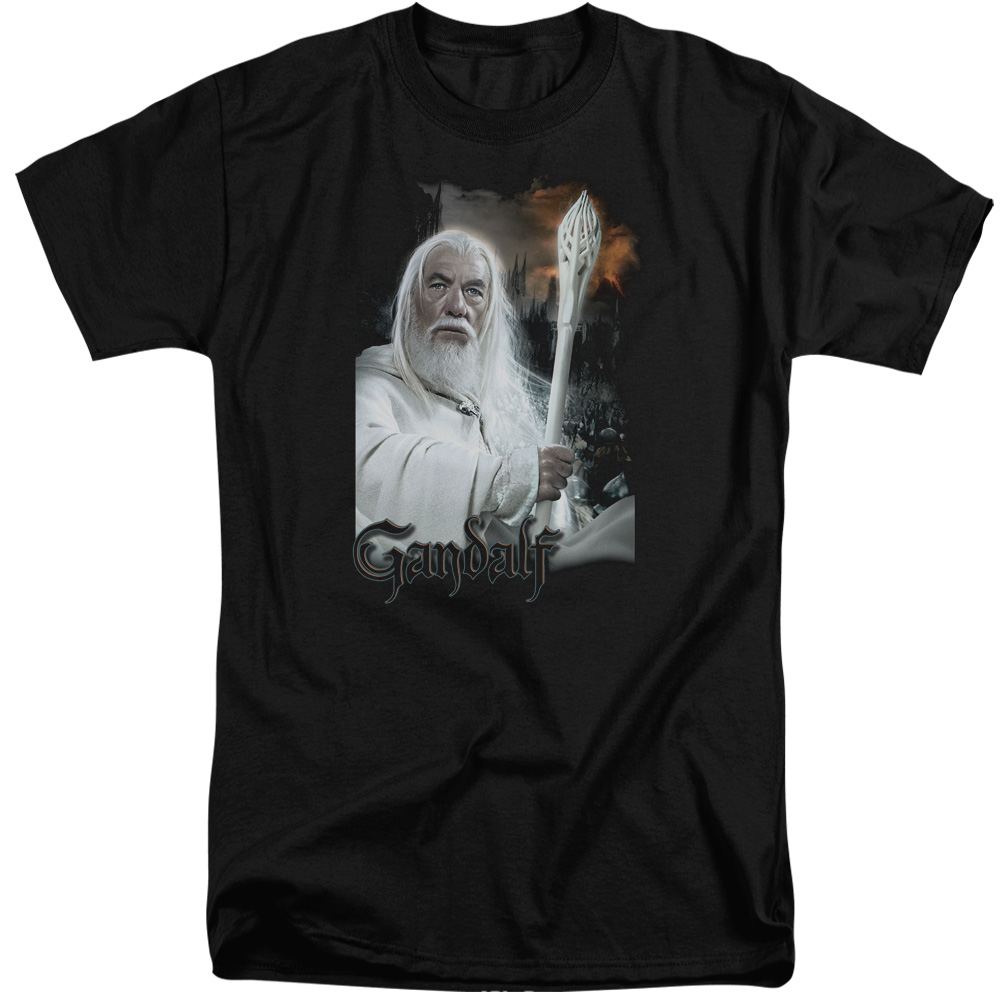 Gandalf Lord Of The Rings Tall T-Shirt